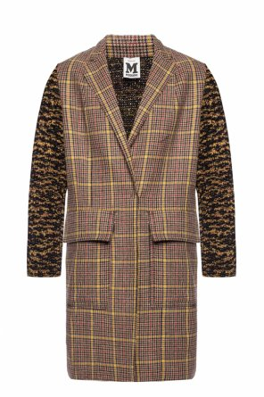 Houndstooth coat od M Missoni