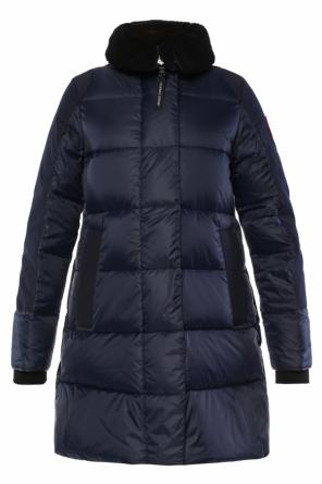 Long down jacket od Canada Goose