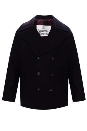 Double-breasted coat od Vivienne Westwood