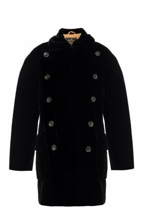Double breasted coat with pockets od Vivienne Westwood