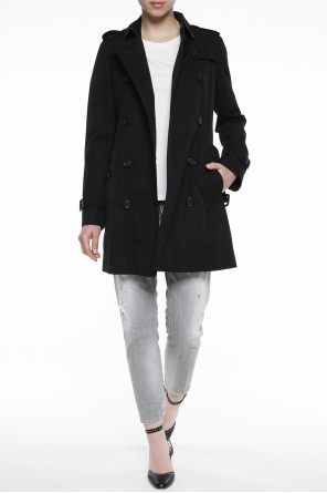'the kensington' double-breasted trench coat od Burberry