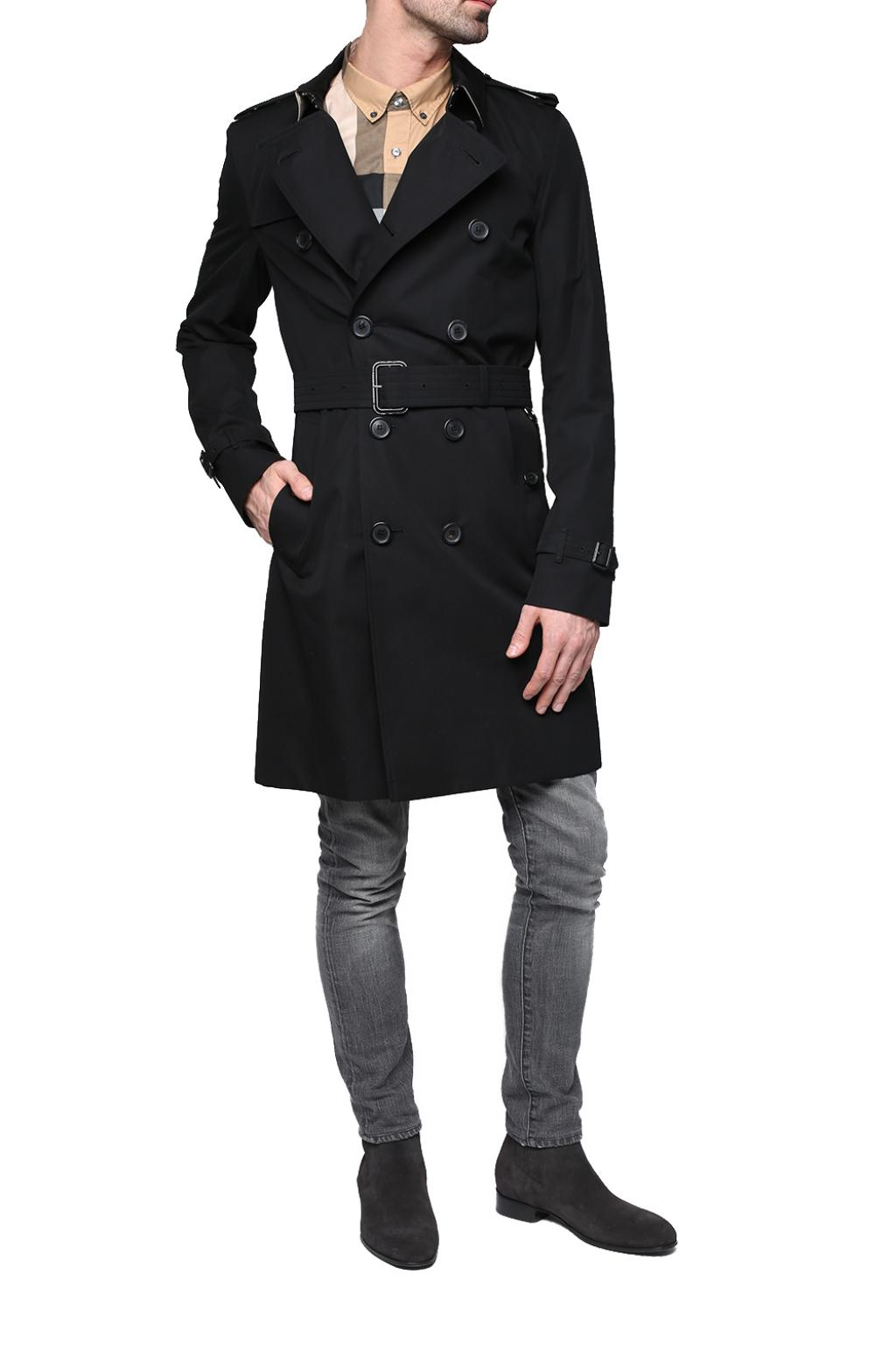 Burberry 'Sandringham' double-breasted trench coat