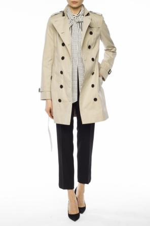 'sandringham' double-breasted trench coat od Burberry