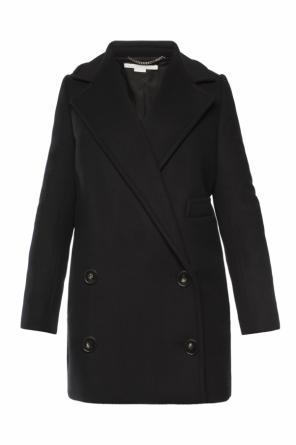 Double-breasted coat od Stella McCartney
