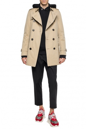 Double-breasted 'kensington' trench coat  od Burberry
