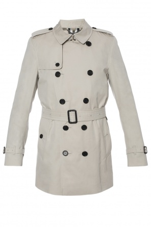 'kensington' double-breasted trench coat od Burberry