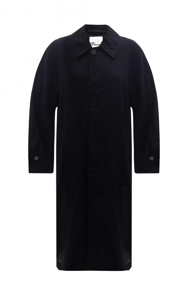 Comme des Garcons Ninomiya Wool coat