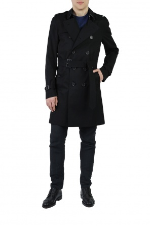 'the kensington' trench coat od Burberry