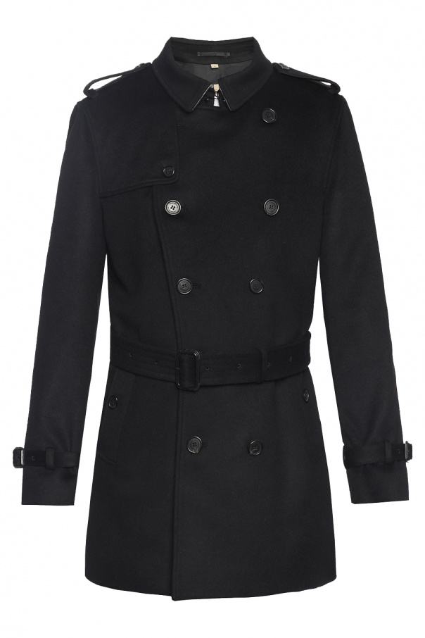 Burberry 'The Kensington' double-breasted trench coat