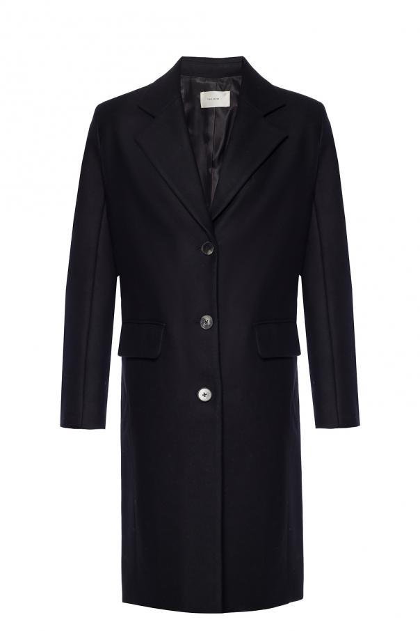 The Row Cut-out coat