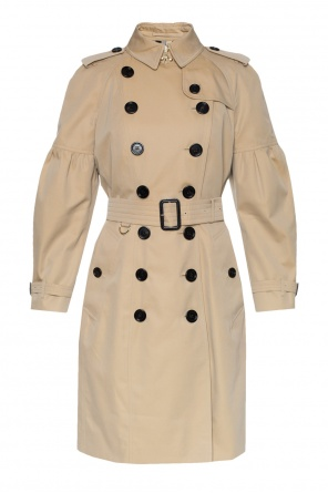 'redhill' double-breasted trench coat od Burberry