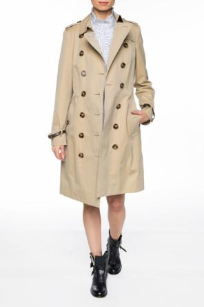 Trench coat with epaulettes od Burberry