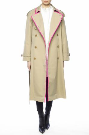Double-breasted trench coat od Burberry