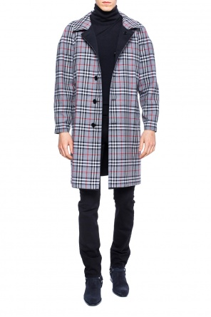 Reversible coat od Burberry