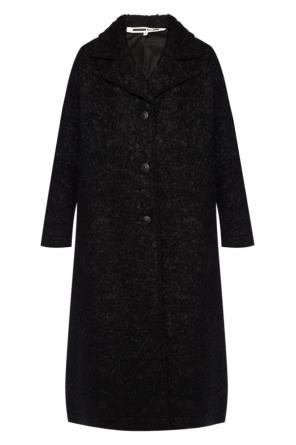 Long coat with notch lapels od McQ Alexander McQueen