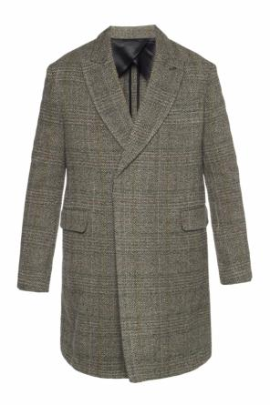 Herringbone coat od Stella McCartney