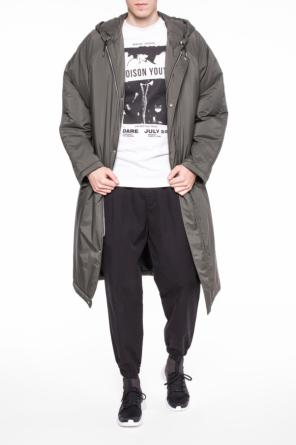 Hooded coat od McQ Alexander McQueen