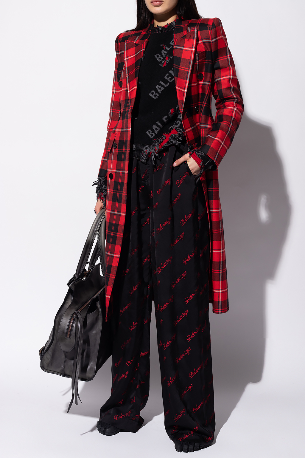 Balenciaga Double-breasted coat