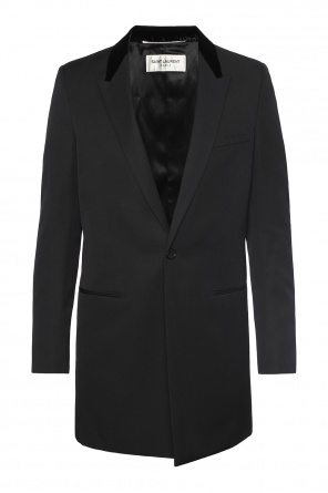 Long blazer od Saint Laurent
