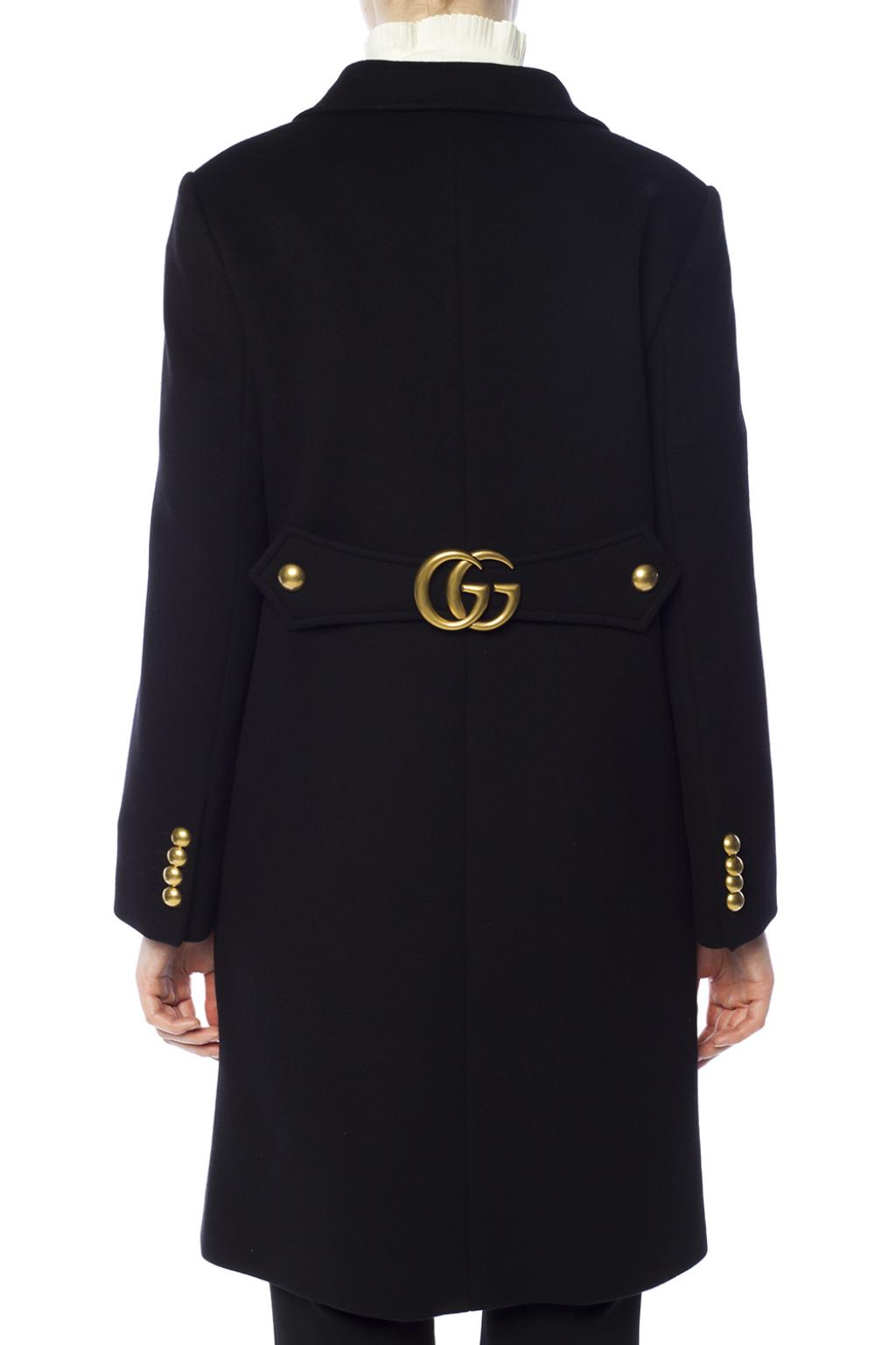 Gucci Woolen cloak