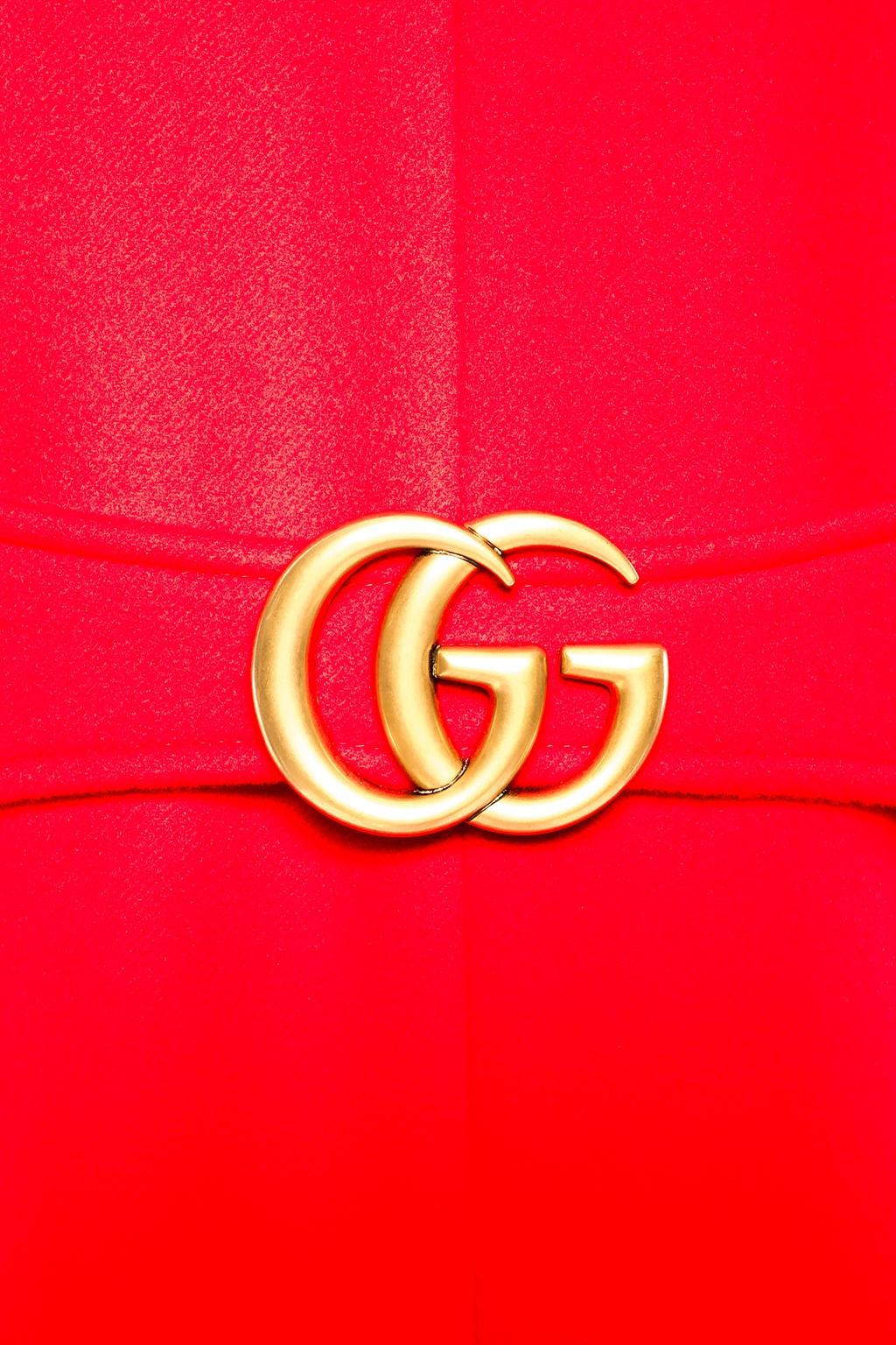 Gucci Coat with notch lapels