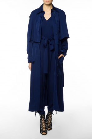 Coat with sleeve straps od Stella McCartney