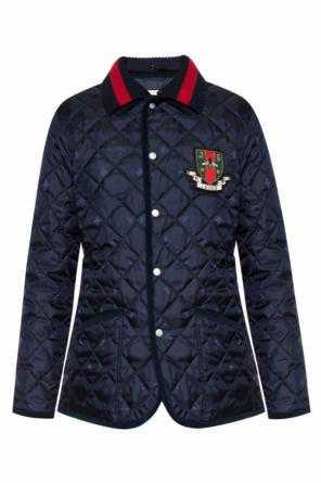 Quilted jacket od Gucci