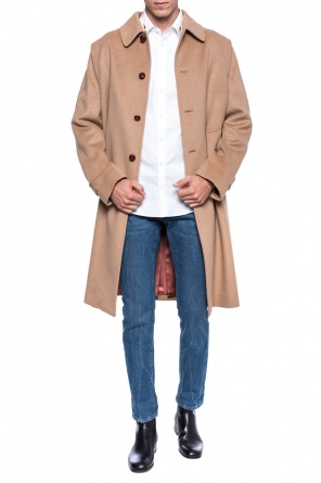 Single-vented coat od Gucci
