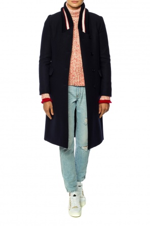 Coat with a decorative collar od Stella McCartney