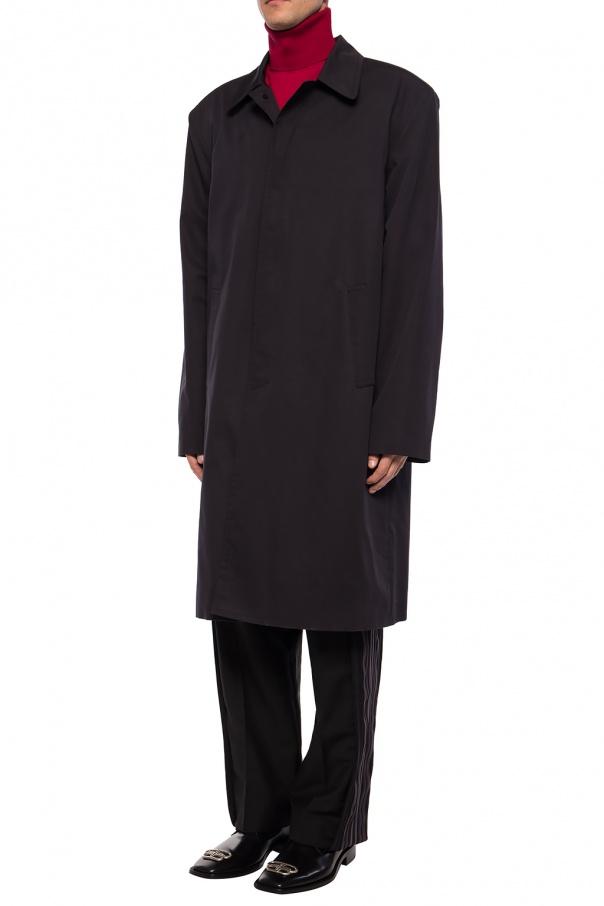Cotton coat od Balenciaga