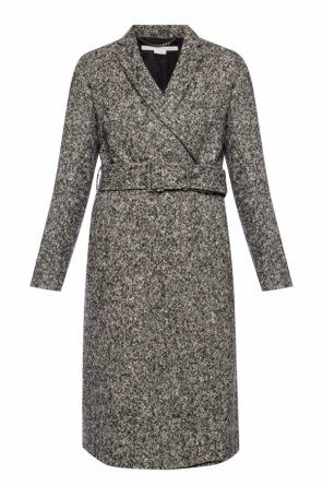 Coat with notched lapels od Stella McCartney