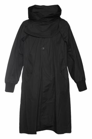 Coat with detachable sleeves od Julius