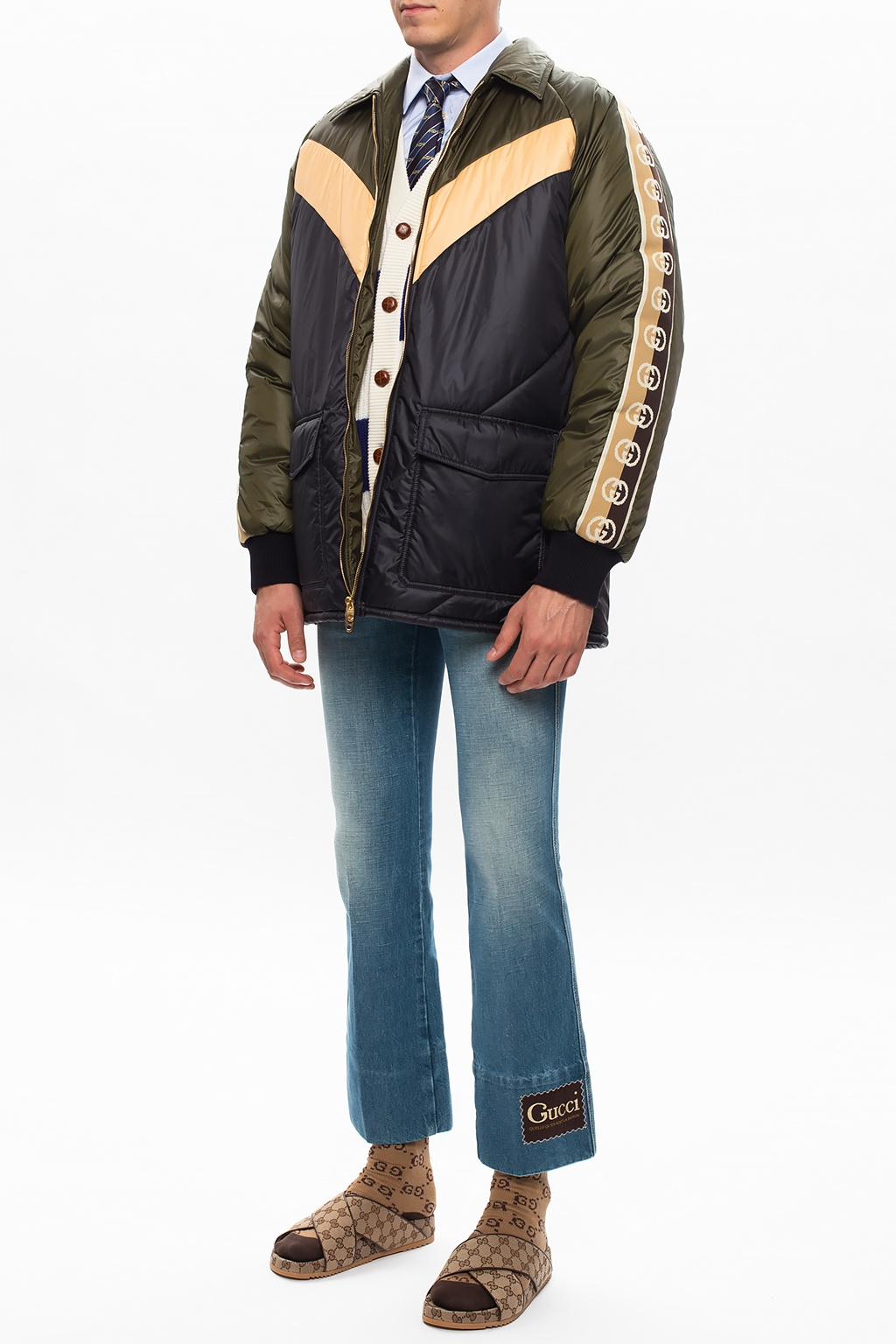 Gucci Jacket with logo