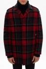 Saint Laurent Wool coat with notch lapels