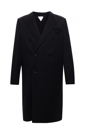Double-breasted coat od Bottega Veneta