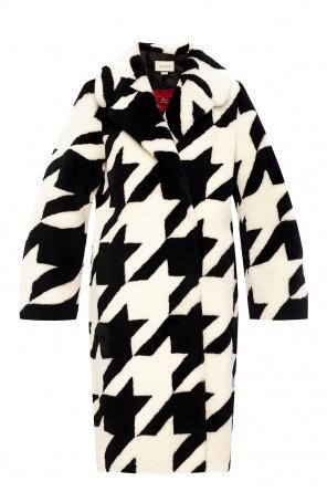 Fur coat od Gucci