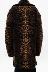 Saint Laurent Patterned coat