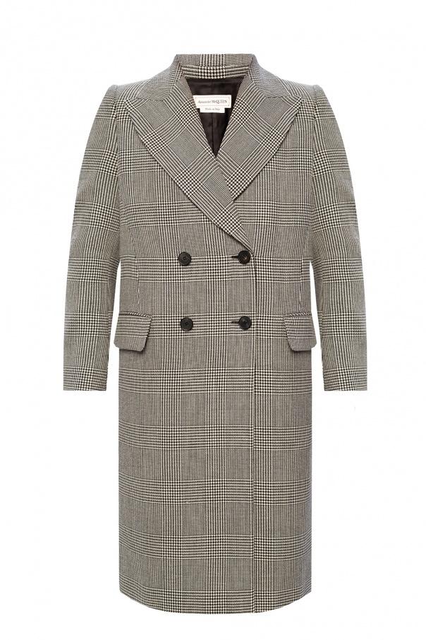 Alexander McQueen Double-breasted coat