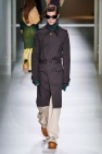 Bottega Veneta Trench coat with decorative fastening