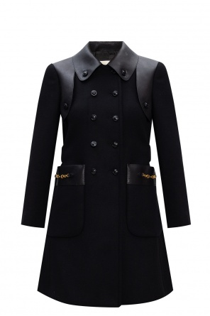 Wool coat od Gucci