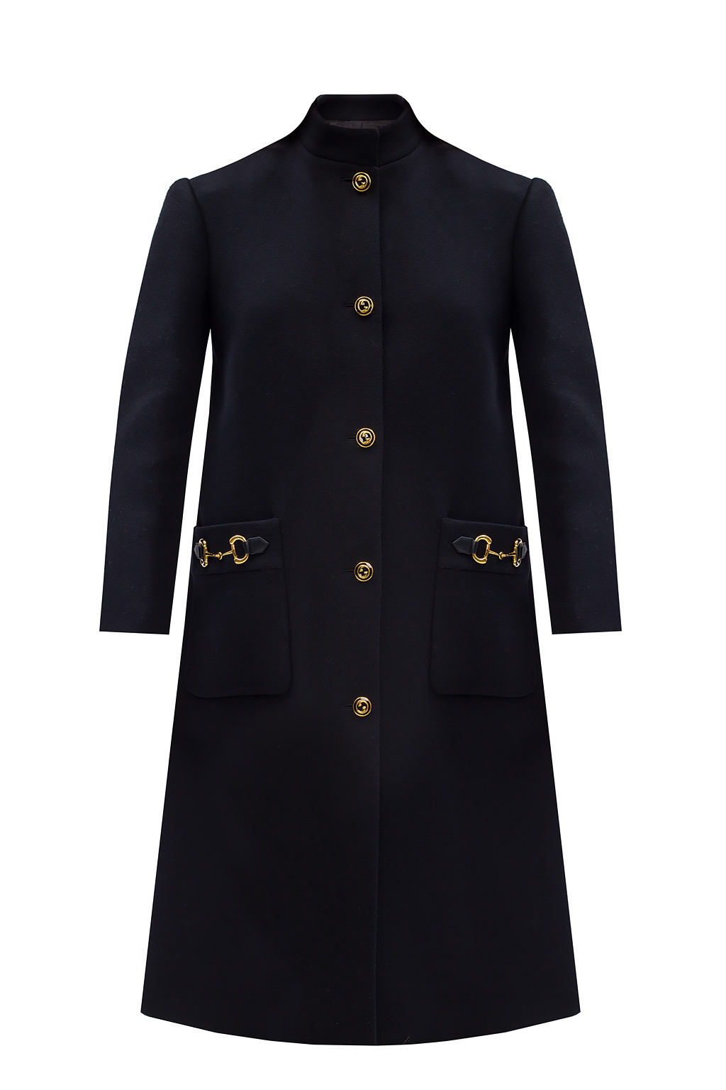 Gucci Coat with standup collar
