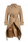 Alexander McQueen Asymmetrical coat