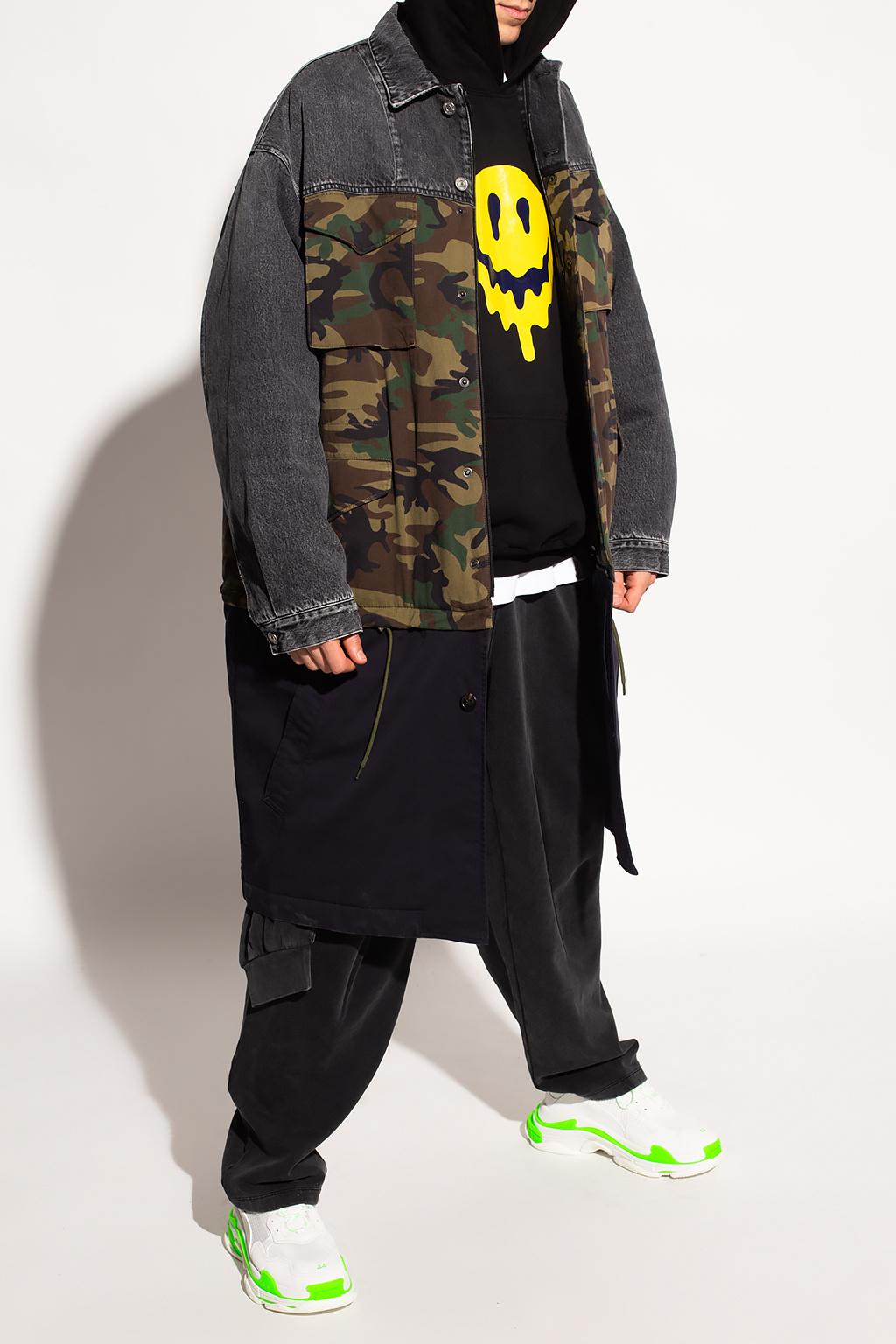 Balenciaga Jacket with pockets