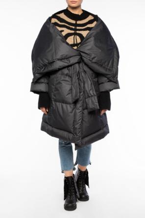 Quilted down coat od Vivienne Westwood