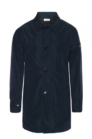 Jacket with epaulettes od Stone Island