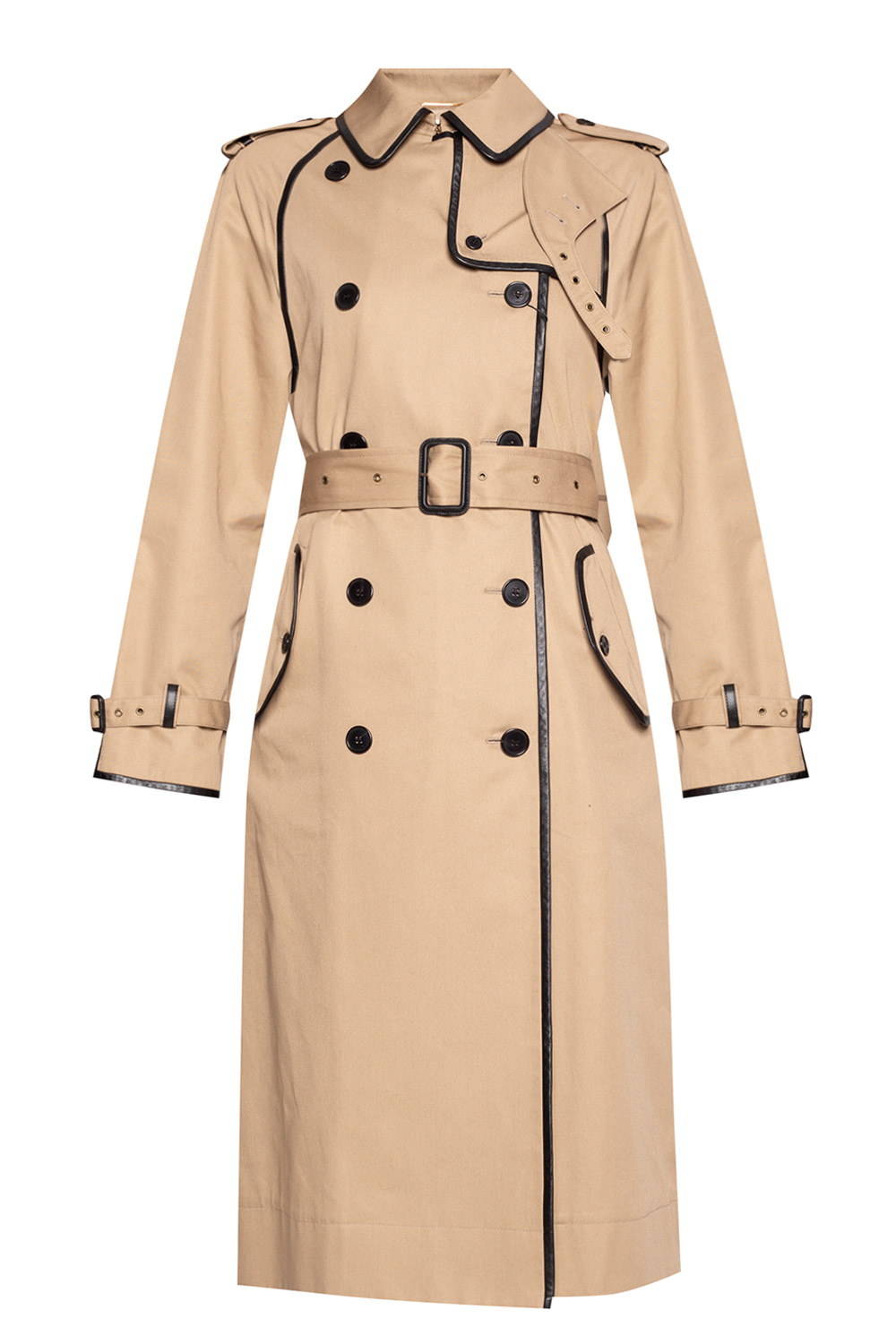 Saint Laurent Double-breasted trench coat