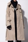 Balenciaga Double-breasted trench coat