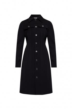 Wool coat od Bottega Veneta