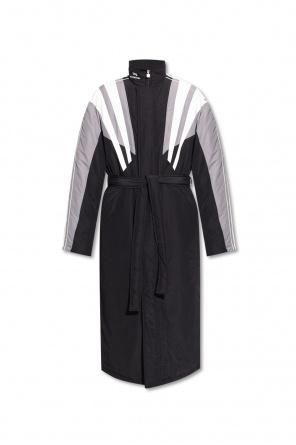 Oversize padded coat od Balenciaga