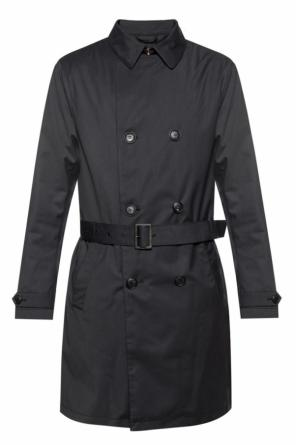 Single-vented coat od Emporio Armani